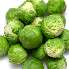 One of my food aversions: brussel sprouts