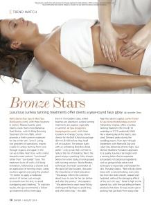 Bronze Stars 814