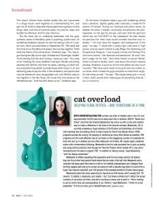 BUST Cat Overload