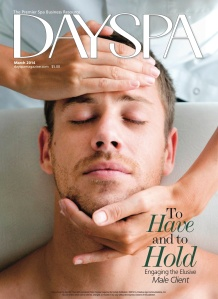 DaySpa March 2014 cover