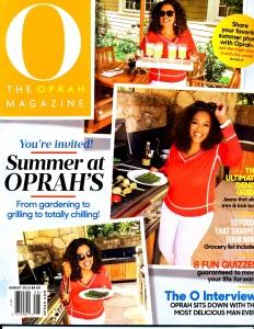 Oprah Aug 2015
