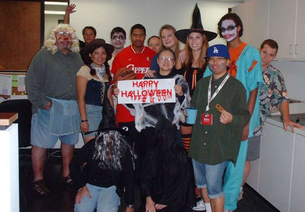RF Halloween 2008